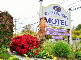 Williamstown Motel, Williamstown (in de buurt van North Adams)