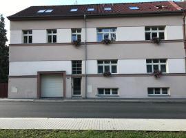 Apartmány Opletalka, Poděbrady