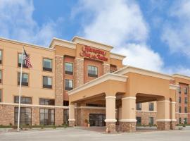 Hampton Inn & Suites Dickinson ND