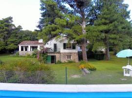 Los Algarrobos, Ascochinga