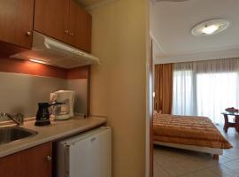 Seydnaya Apartments & Studios, Неос-Мармарас (рядом с городом Paradisos)
