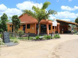 Milpark Hotel, Cafumpe