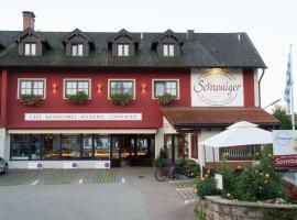Hotel Schwaiger, Glonn (Egmating yakınında)