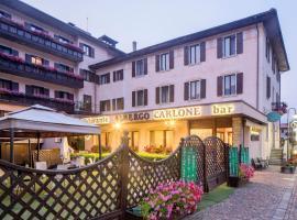 Hotel Carlone, Breguzzo (Moretta yakınında)