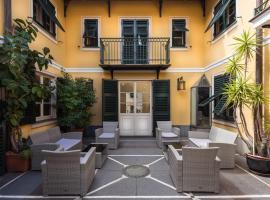 Hotel La Villa Manuelina, Recco (Vescina yakınında)
