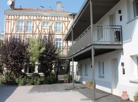 Hôtel Pasteur, Châlons-en-Champagne