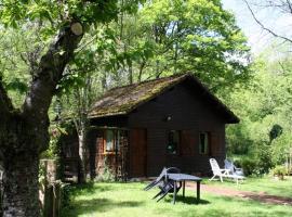 Weir Cottage, Balledent (рядом с городом Villefavard)