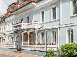 Hotel Markgraf, Lehnin