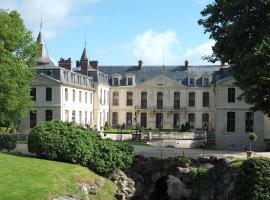 Château d'Ermenonville, Ermenonville