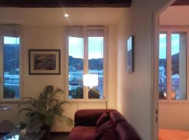 Appartement La Méditerranée vue sur la Mer