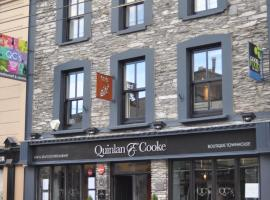Quinlan & Cooke Boutique Townhouse and QCs Seafood Restaurant, Cahersiveen
