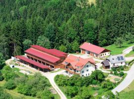 Ferienwohnungen Bauernhof Schilcher, Sankt Stefan im Lavanttal (Wolfsberg yakınında)