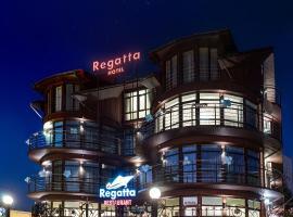Авторский отель Regatta, Ульяновск