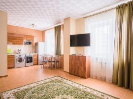 Apartment On Prospekt Pobediteley, Minsk (Borovaya yakınında)