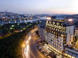 Mövenpick Istanbul Hotel Golden Horn