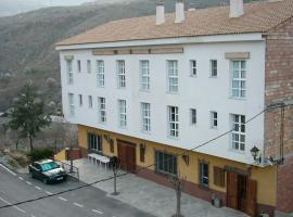 Hotel Las Fuentes, Bacarés (Laroya yakınında)