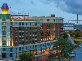 Homewood Suites Savannah Historic District/Riverfront