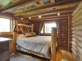 Folk Tree Lodge, Bragg Creek