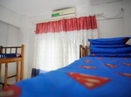 Surfing Youth Hostel, Sanya (Tenghai yakınında)