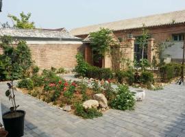 Great Wall -- Xiadu Courtyard, Pekin (Kangzhuang yakınında)