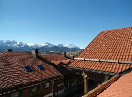 Chalet Sonnenhang A28, Hopfen am See (Hopferau yakınında)
