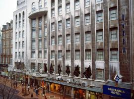 ブリタニア ホテル バーミンガム ニュー ストリート ステーション バーミンガム