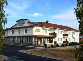 Отель Полянка