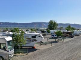 Junction West RV Park - A Cruise Inn Park, Grand Junction
