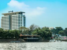 Radisson Blu M'Bamou Palace Hotel, Brazzaville, Brazzaville