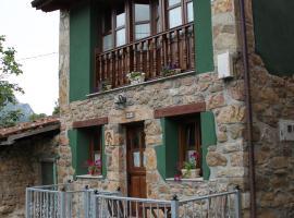 Ca´Presentina, Proaza (Castañedo del Monte yakınında)
