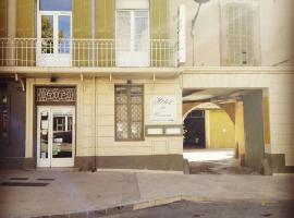 Hôtel Du Cours, Pertuis