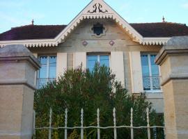 Domaine de Monein, Saint-André-de-Cubzac (рядом с городом La Lande-de-Fronsac)