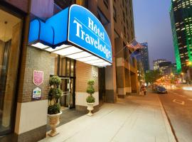 Hotel Travelodge Montreal Centre, Montréal