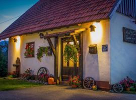 Holiday Home Gorski Lazi, Tršće (рядом с городом Kozji Vrh)