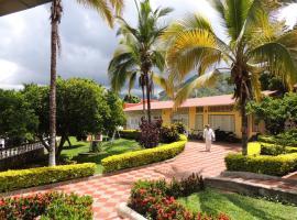 Finca Hotel Villa Cristina, La Mesa (San Javier yakınında)