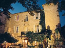 Château d'Arpaillargues Châteaux et Hôtels Collection, Uzès