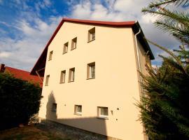 "Fewo-Baunatal / Ferienwohnung ""Am Pilgerbach"", Baunatal (Guxhagen yakınında)"