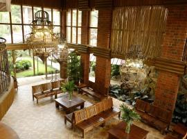 Hotel Gran Jimenoa, Jarabacoa (La Ceniza yakınında)