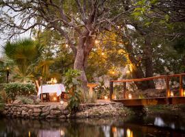 Klaserie River Safari Lodge, Hoedspruit