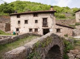Posada de Urreci, Aldeanueva de Cameros (Lumbreras yakınında)