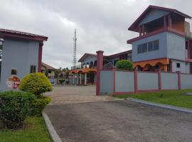 Palfina Hotel, Kumasi (рядом с городом Ochirikrom)