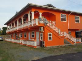 Corria's Apartments, Crown Point