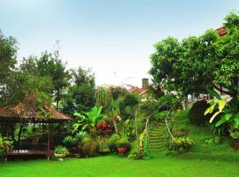 Villa Buenavista Puncak, Puncak (рядом с городом Gegarbentang)