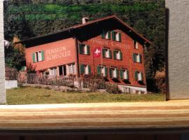 Casa Schuoler, Disentis (Cavardiras yakınında)