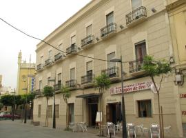 Hotel Nacional Melilla, Melilla