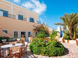 Donna's House Santorini