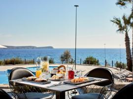 Poseidon of Paros Hotel & Spa, Крисси-Акти
