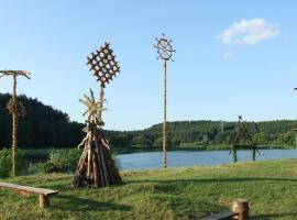 Kaimo turizmas - Jonionys, Jonionys (Near Dzukija National Park)
