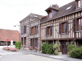 Logis Le Tadorne, Piney (рядом с городом Lesmont)