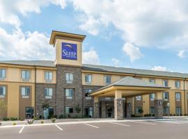 Sleep Inn & Suites Cumberland, Cumberland
